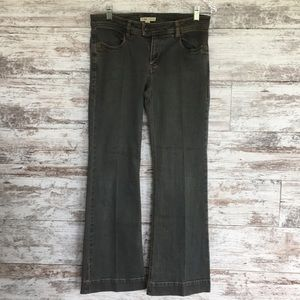Cabi Wide Leg Bootcut Jeans Style 181R